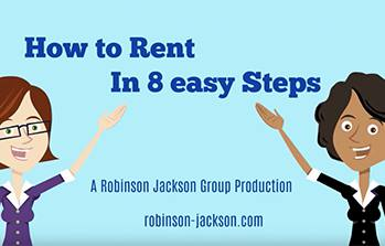 Steps for Renting